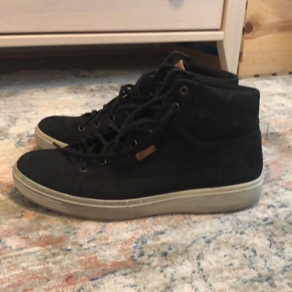Ecco Shoes | Mens Soft 7 High Top